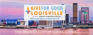 Give For Good Louisville – Thank You For Your Support!