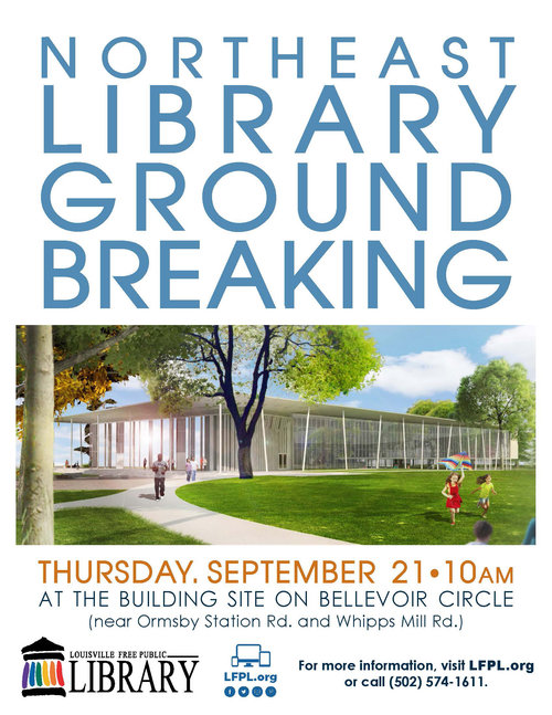Northeast Regional Groundbreaking Set For Sept. 21!