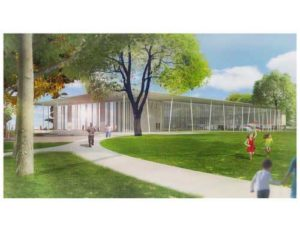 Northeast Regional Library Construction Part of Mayor's Budget