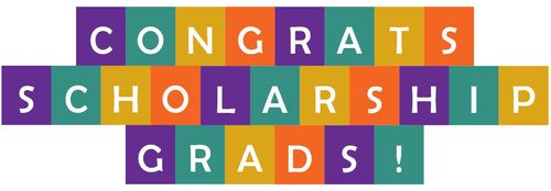 The Library Foundation - Scholarship Grads