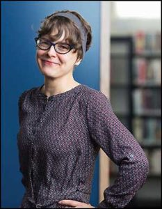 LFPL's Sophie Maier Named a 2017 Library Journal Mover & Shaker