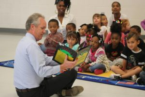 City, LFPL celebrate continued success of '1000 Books Before Kindergarten'