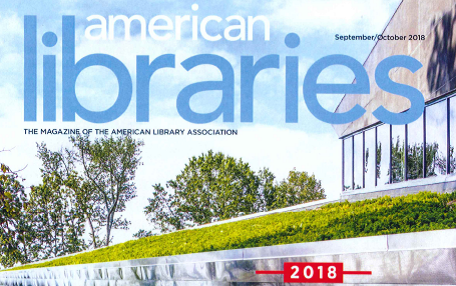 South Central Library showcased in American Libraries Magazine!