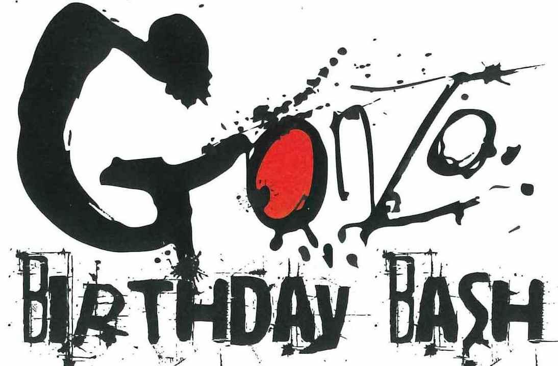 Gonzo Birthday Bash