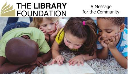 Library Foundation Community Message