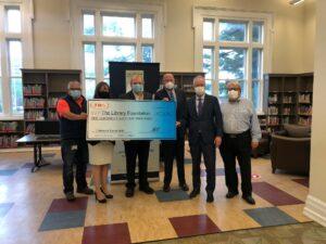 Louisville Free Public Library announces plans for new Children's Bookmobile