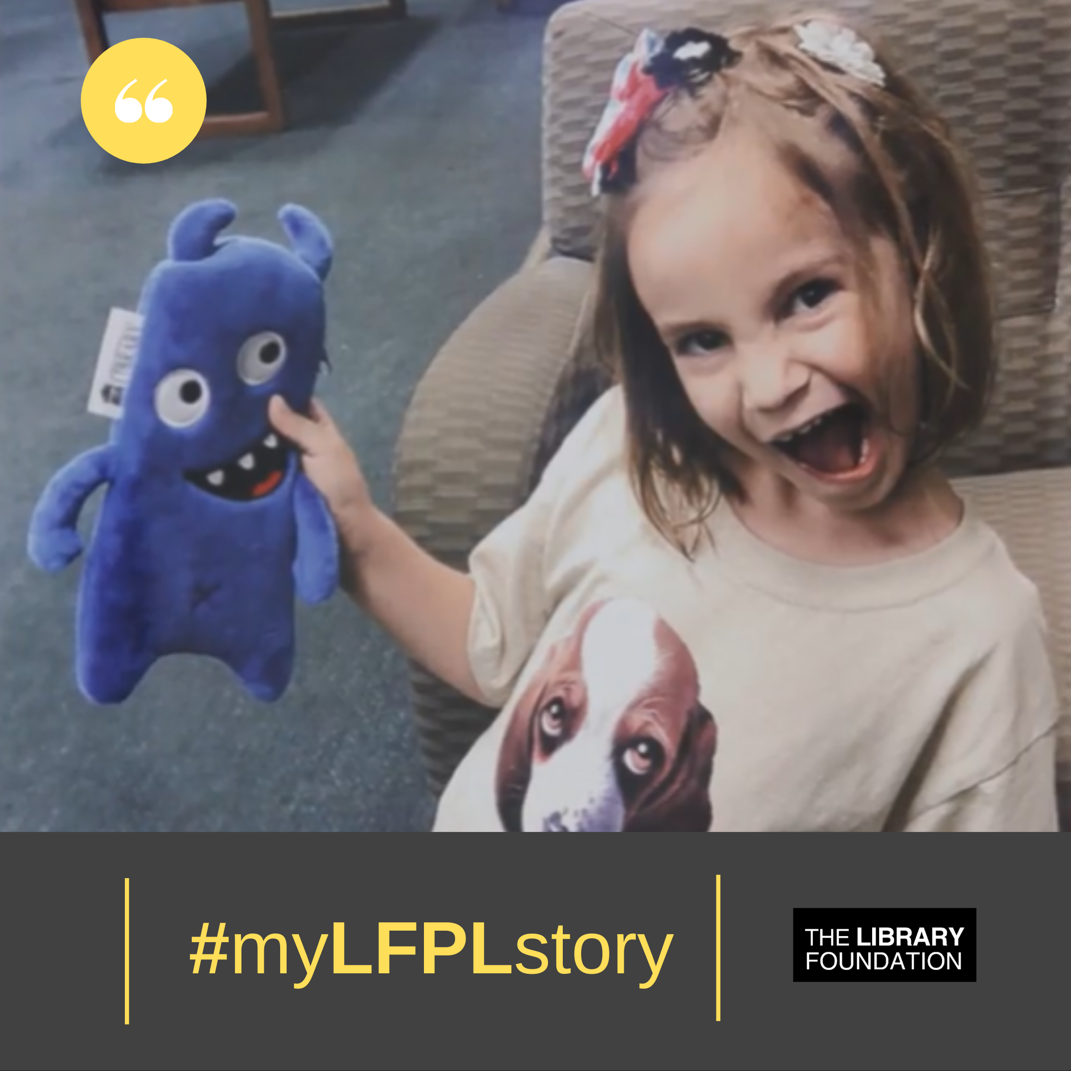 Read more about the article What's Your LFPL Story?