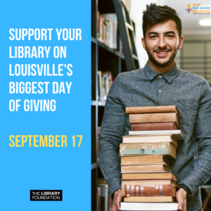 Read more about the article Love your Library: Give for Good 2021